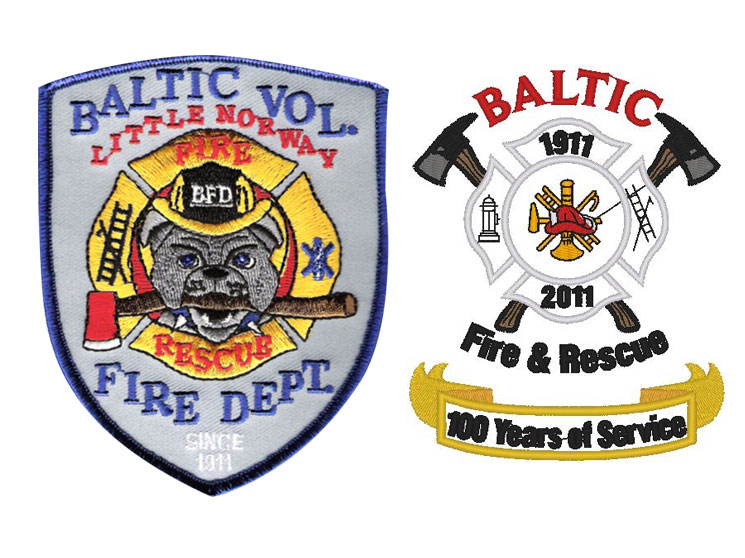 Baltic Volunteer Fire & Rescue Department